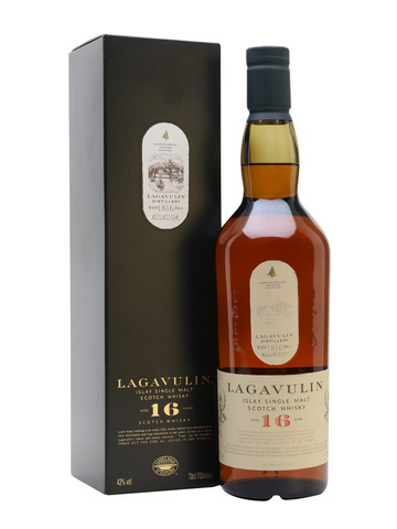 Lagavulin Islay Single Malt Scotch Whisky 16 Year Old