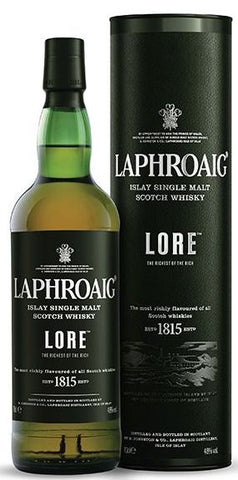 Laphroaig Islay Single Malt Scotch Whisky Lore