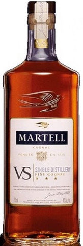 Martell V.S. Single Distillery Cognac