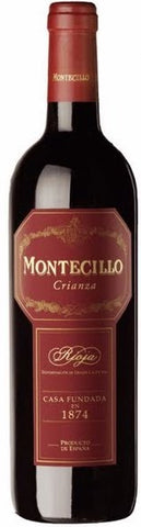 Montecillo Crianza 750ML