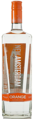 New Amsterdam Vodka Orange