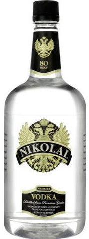 Nikolai Vodka 80 Proof