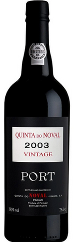 Quinta do Noval Vintage Porto 2003 750ML - INVENTORY REDUCTION