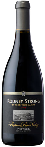 Rodney Strong Pinot Noir Russian River Valley 2015 750ML