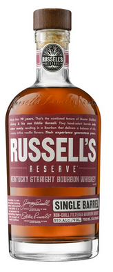 Russell's Reserve Bourbon Single Barrel by Wild Turkey