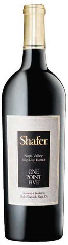 Shafer Cabernet Sauvignon One Point Five 2014 750ML