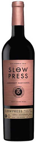 Slow Press Cabernet Sauvignon 2016 750ML