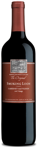 Smoking Loon Cabernet Sauvignon 2016 750ML