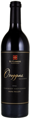 St. Clement Cabernet Sauvignon Oroppas Napa Valley 2014 750ML
