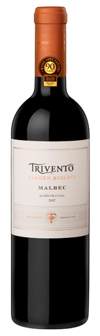 Trivento Malbec Golden Reserve 2016 750ML