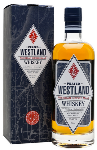 Westland Peated American Single Malt Whiskey INVENTORY REDUCTION