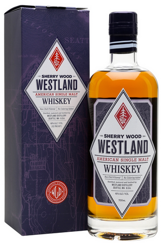 Westland Sherry Wood American Single Malt Whiskey INVENTORY REDUCTION