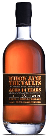 Widow Jane The Vaults 14 Year Old 2019 Release Blend of Straight Bourbon Whiskeys 99 Proof