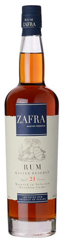 Zafra Rum 21 Year Old Master Reserve 750ML