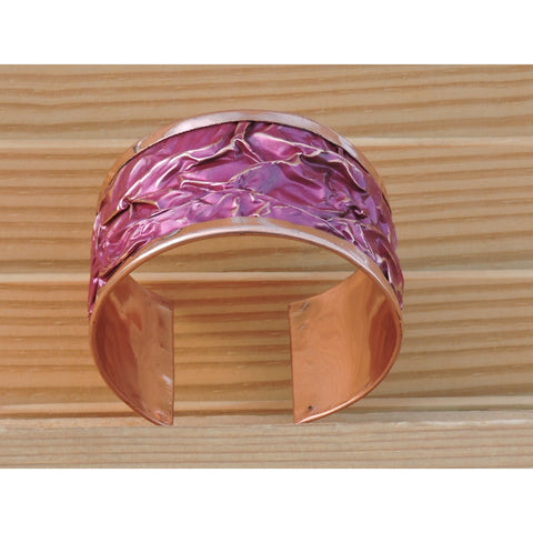 Copper Bracelets - 10 PCS. (Wide)