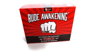 Rude Awakening K-Cups by Elevate Coffee: Extra Caffeine with Extra Convenience