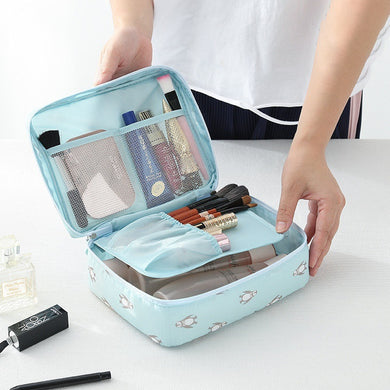Waterproof High Quality Make Up Cosmetic Bag