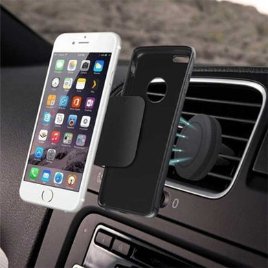 Universal Magnetic Car Air Vent Smartphone Holder