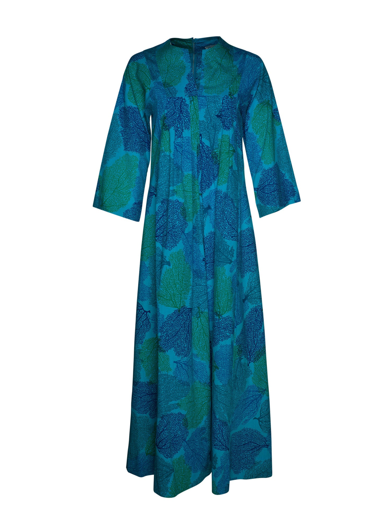 Cabana Vintage Sea Fan Dress