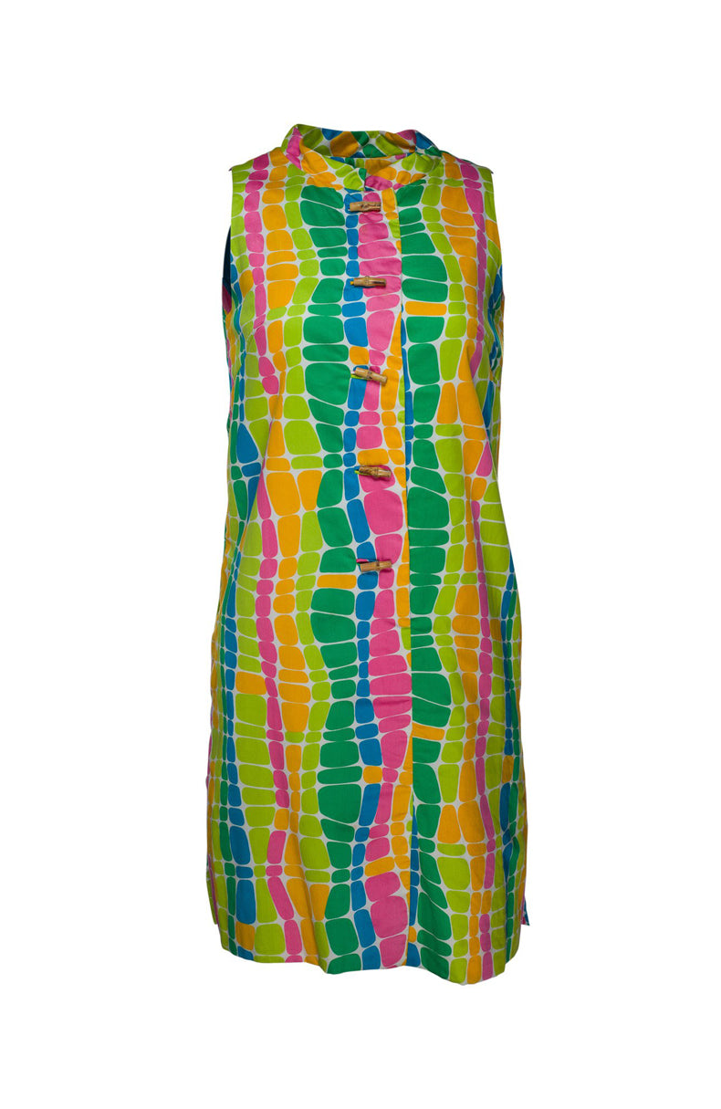 Poinciana Dress