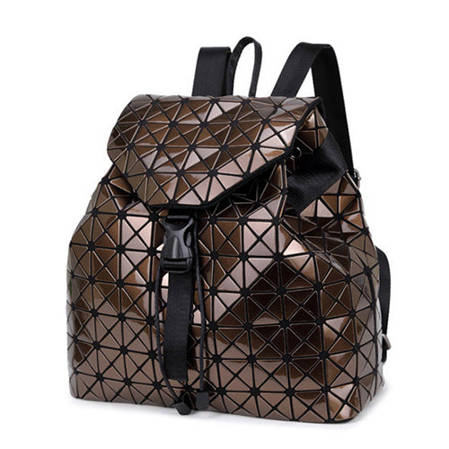 Holographic Backpack (Brown)