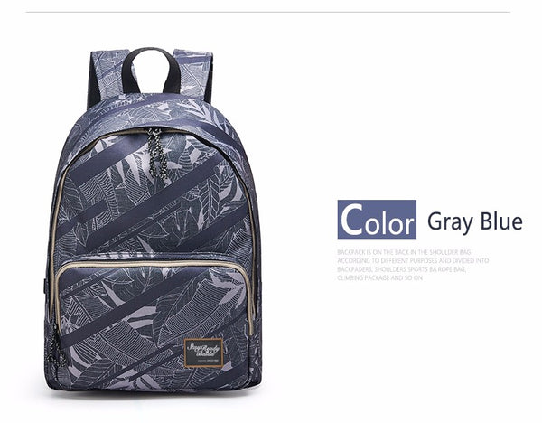 Casual Backpack (grey)