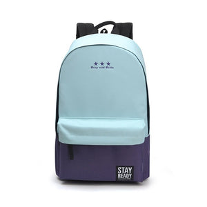 Fashion Backpack (light blue)
