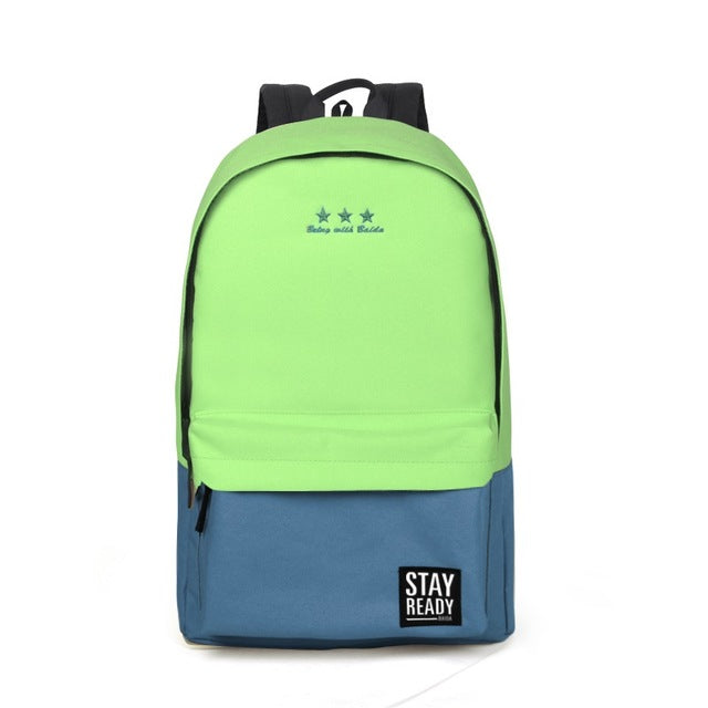 Fashion Backpack (green)