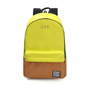 Fashion Backpack (yellow)