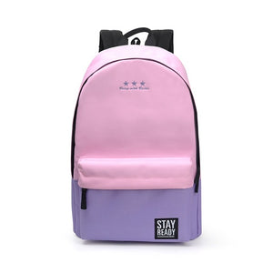 Fashion Backpack (light pink)