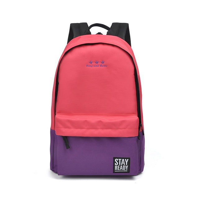 Fashion Backpack (rose)