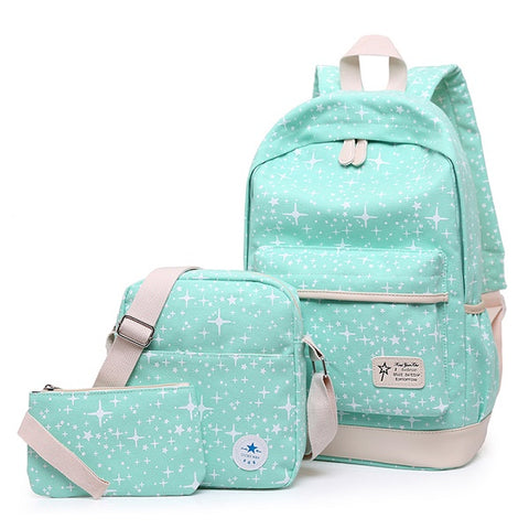 Bags School For Girl Model: D