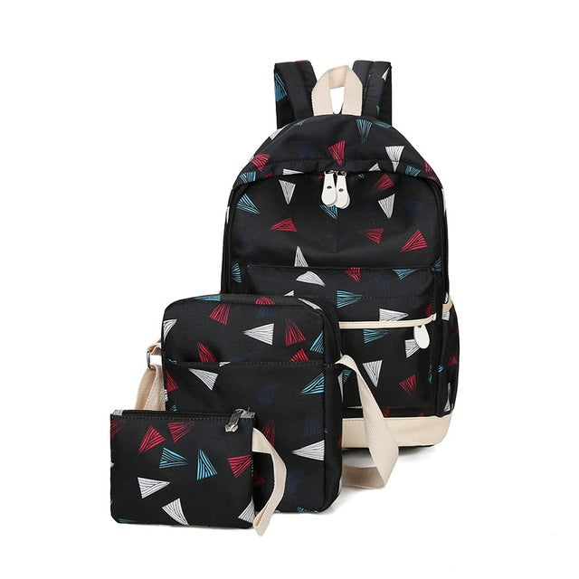 Women Backpack (Black)