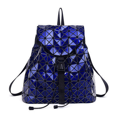 Holographic Backpack (Blue)