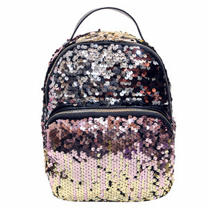 Mini Backpack Women (Gold)