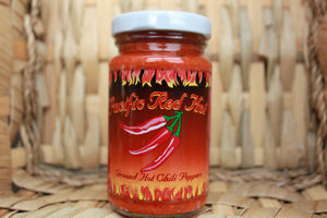 """The Sampler"" Ground Hot Chili Pepper Paste"