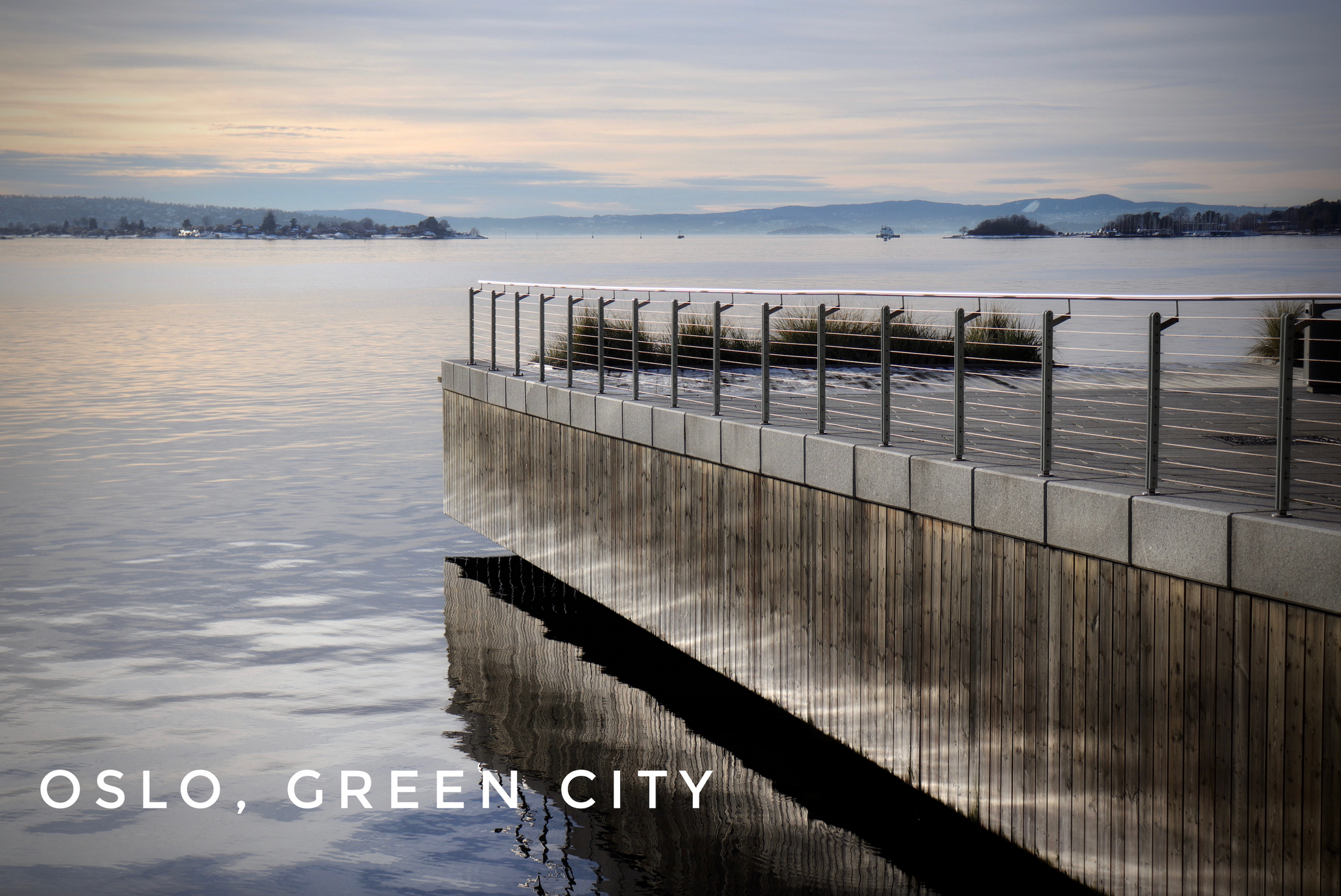 OSLO, green city