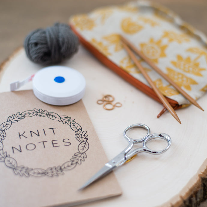 What's Missing From Your Project Bag: Seven Tools No Knitter Should Be Without