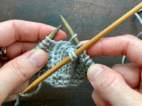 How to Knit a Cable