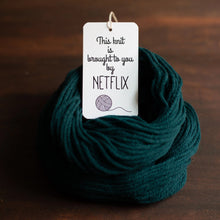 Knit by Netflix Gift Tags