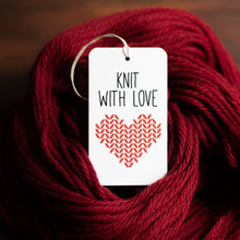 Knit with Love Gift Tags