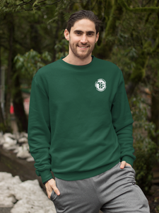 Tees Fashion Impress - Unisex Sweatshirt - Forest Green