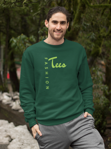 TF Verde - Unisex Sweatshirt - Forest Green