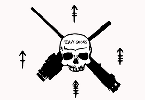 Heavy Goons Decal