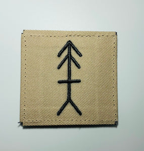 Antitank Rocket Symbol Patch