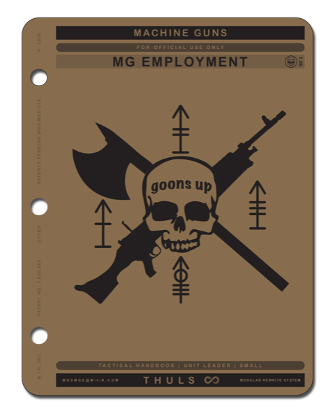 Machine Gun Employment Module