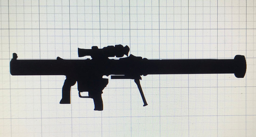 Mk153 Shoulder-Launched Multipurpose Assault Weapon