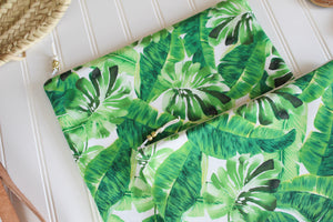 Palm Leaf Wet Bag