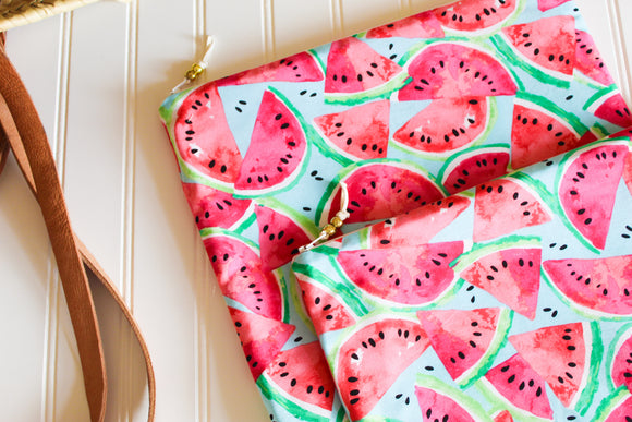 Watermelon Wet Bag