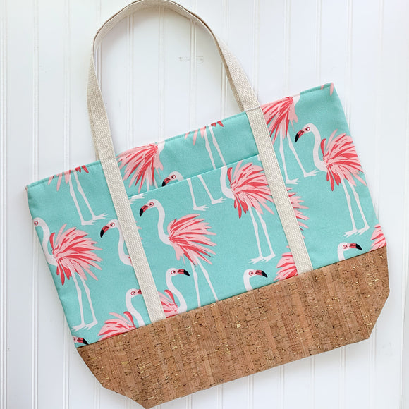 Tote Bag - Flamingo